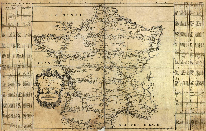 Древней франции